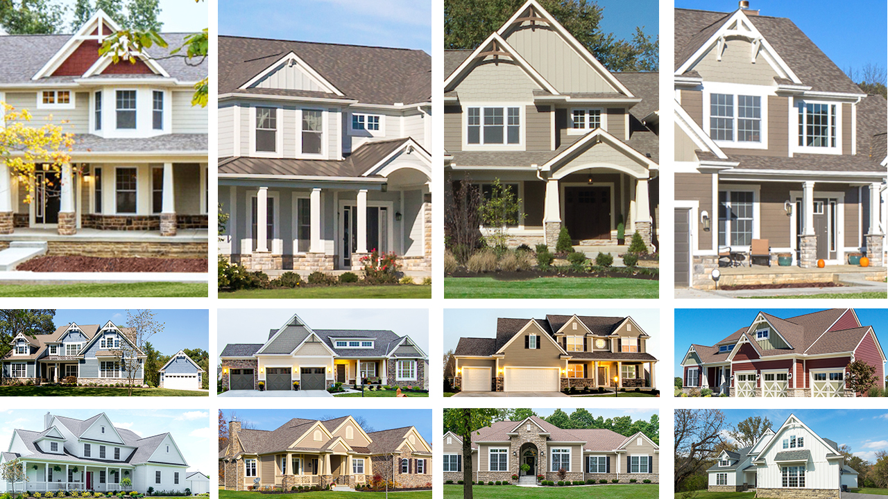 Custom home builders 3 ways to get started building your for Build your dream home