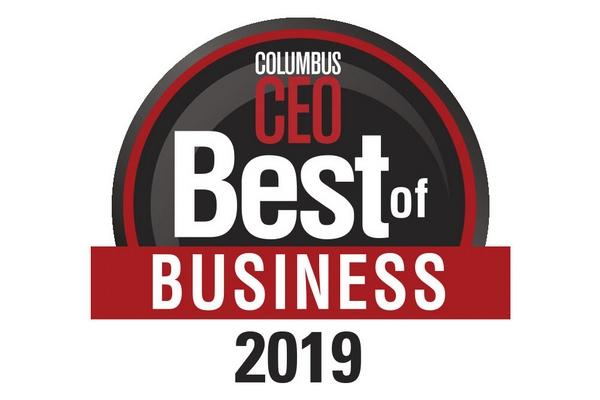 Columbus CEO Best of Business 2019 Logo