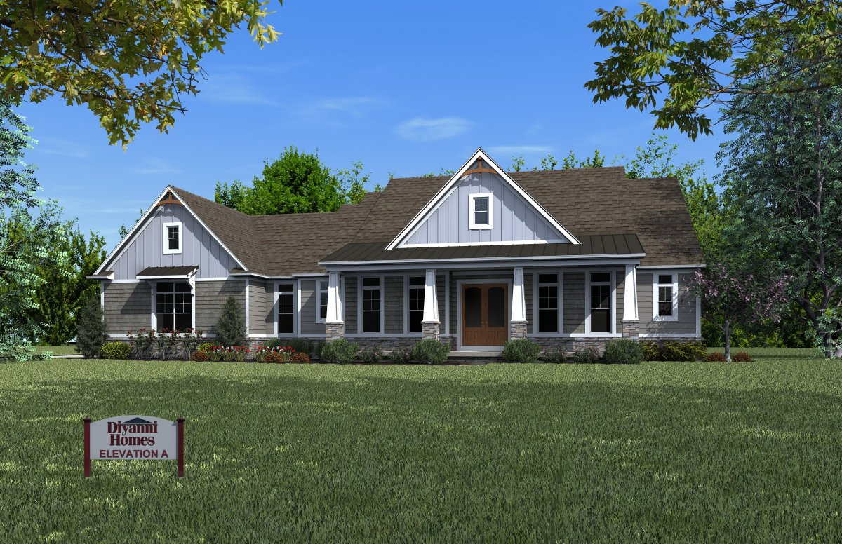 Cincinnati Region Model Home